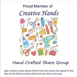 Creative Hands Share Group OOAK